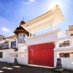 Sanktuarium buddyjskie i klinika Tradycyjnej Medycyny Chińskiej