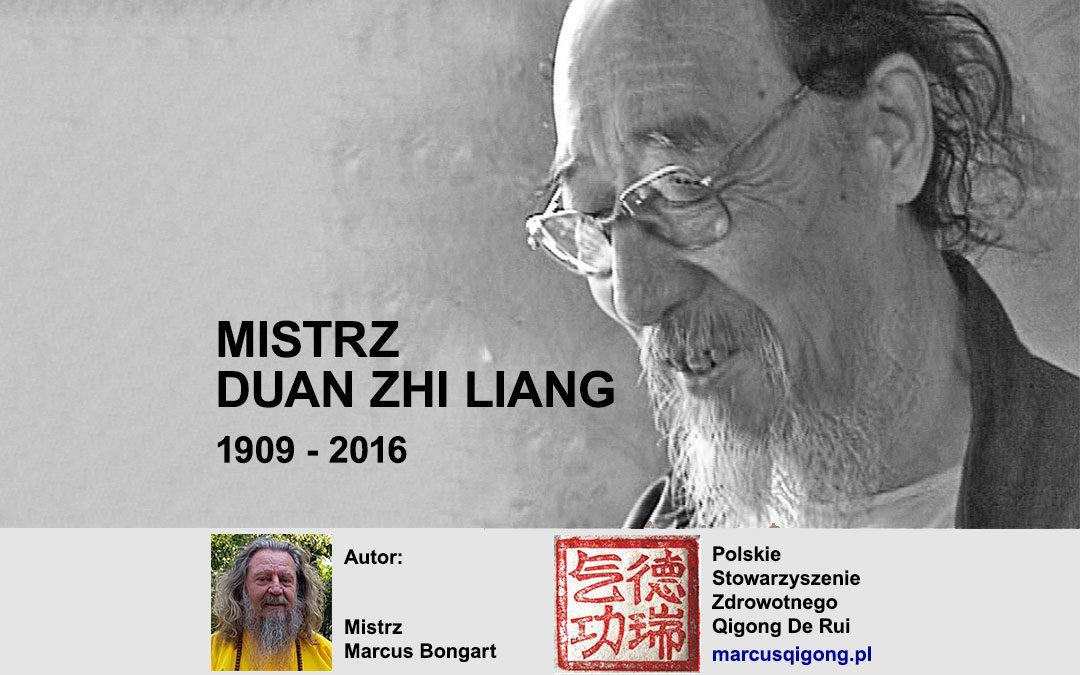 Mistrz Duan Zhi Liang