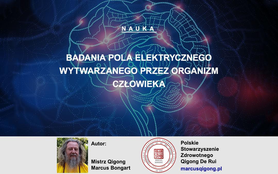 Badania pola elektrycznego wytwarzanego przez organizm człowieka